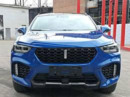 WEY VV5车型正式亮相 或于10月正式上市