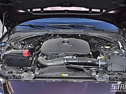 捷豹新XFL于重庆车展亮相 换装全新发动机