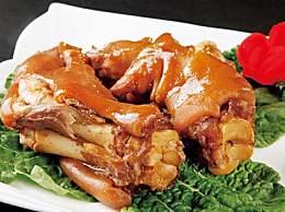 猪蹄的做法:三款美味猪蹄食谱