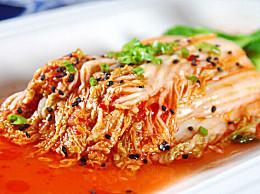 韩国泡菜的营养价值-韩国泡菜的制作方法