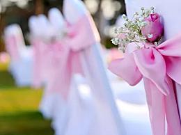 婚礼前准新娘称