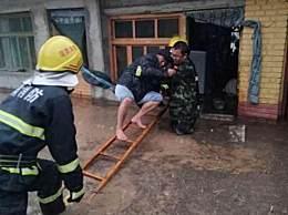 甘肃岷县遭遇强对流天气6个乡镇受灾