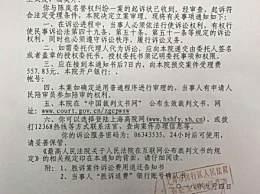 小凤雅家人诉陈岚名誉侵权
