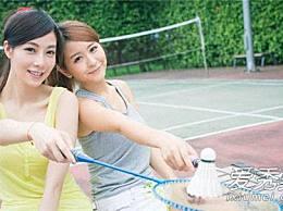打羽毛球可以瘦手臂吗