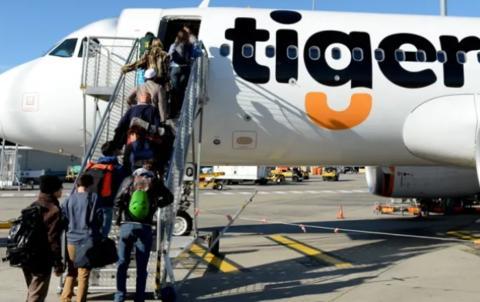 澳虎航飞行员要求加薪未果