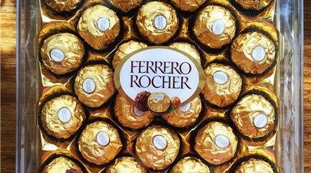 """吉利莲应运而生,它是海洋贝壳巧克力的始祖,有""""巧克力王国中的至尊""""之"""
