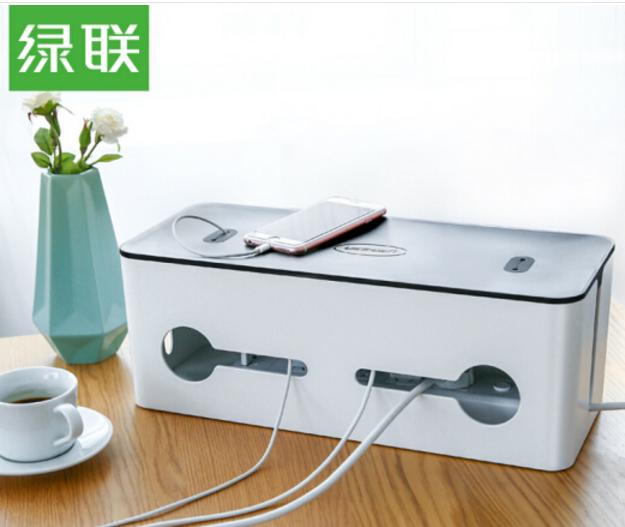 电源线插座收纳盒哪个牌子好?推荐好用电源线插座收纳盒