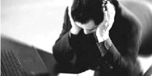 有抑郁情绪的学生内心会经常感到烦躁,压抑,少言寡语,喜欢独处.图片