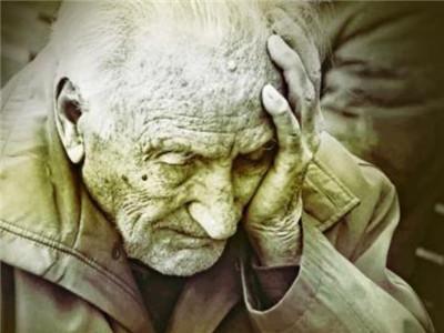 老年抑郁�Y前兆