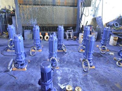 排污泵与潜水泵的区别