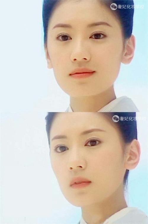 九公主,张雪迎的自然脸连女生都喜欢