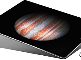 苹果三款iPad Pro齐曝光:移除Home键 3月份开卖
