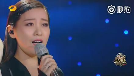 2017第二期谭晶 九儿 歌词视频 谭晶我是歌手5歌曲汇总
