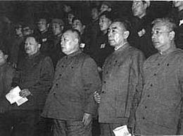 陈毅被批斗的原因