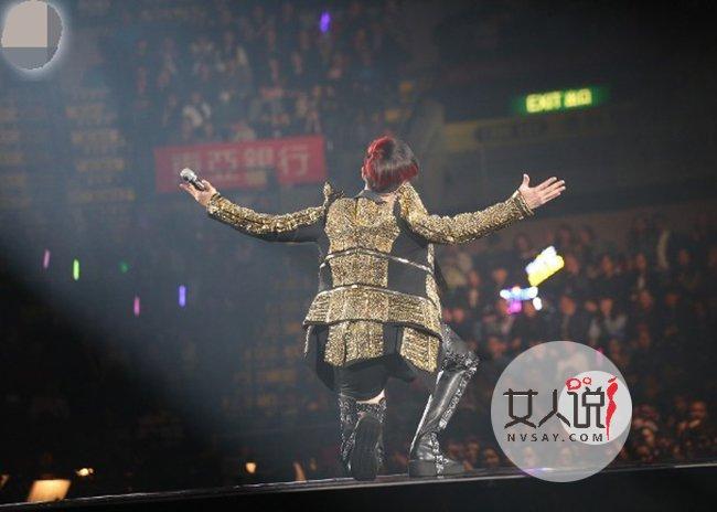 张敬轩重提退歌手内幕 遭人暗算被封杀感谢粉丝支持