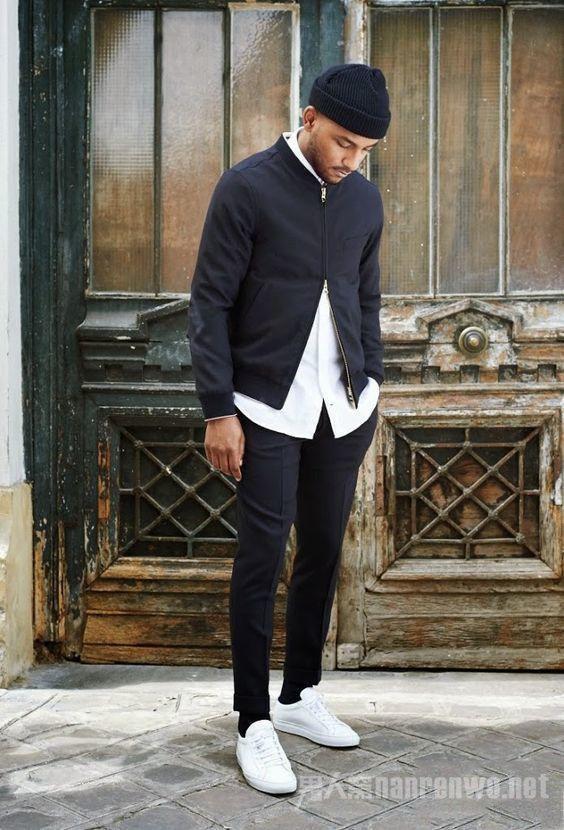 白衬衫 正装 休闲百搭有型,每个男人都该拥有几件经典单品