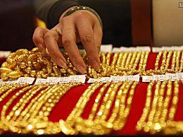 中国黄金价格多少一克