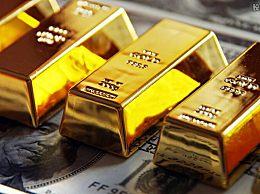 黄金这段时间会涨还是会跌