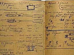 居里夫人笔记仍有放射性