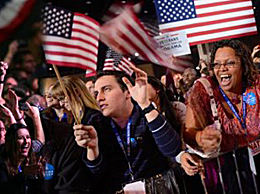 美国大选投票持续几天