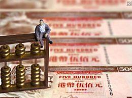 HKMA数据6月份港元存款和外币存款增加