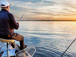 手竿钓大头鱼的技巧