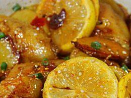 怎么做美味又簡單的檸檬干鍋雞翅