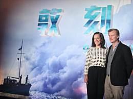 《敦刻尔克》北京发布 诺兰:幸存者的评价比影评人重要