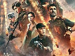港媒盛赞《战狼2》:祖国是你最硬的底气