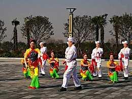 《镰刀情》以传承创新的典范之作给予广场舞新的文化内涵
