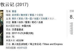 投资4亿的牧云记吊打择天记,黄轩完胜鹿晗,网友:不是一个档次