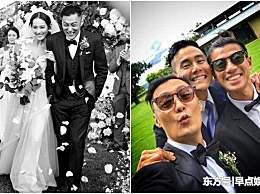 余文乐结婚了,不只周冬雨,彭于晏也登热搜!
