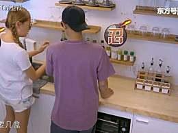 应采儿与陈小春不会做饭而吵架,没想到竟让儿子小小春学做饭!