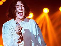 结石姐唱功知乎 歌手现场碾压全场Jessie J唱功有多厉害