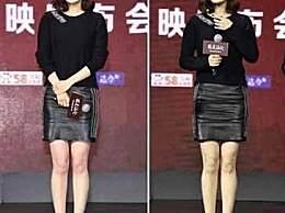 """当李宇春露出一双""""大长白腿""""时,杨幂、古力娜扎、关晓彤都输了"""