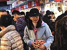 网友买菜偶遇李冰冰 45岁素颜的她宛若20岁少女