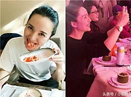41岁李佳曝生活近照,二婚老公靳东带娃萌化了,让胡歌无比艳羡