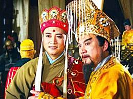 《西游记》三人分饰一角,迟重瑞的唐僧至今印象深刻