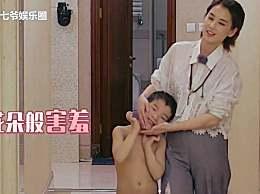 黄圣依送礼物给儿子, 安迪毫无兴趣, 网友: 都是有钱惹的祸