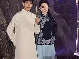 刘亦菲现身发布会,脸大了一圈,比刘敏涛还壮,这还是你女神吗?