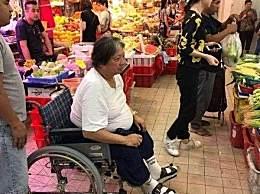 本以为洪金宝不会再出山,坐轮椅也奈何不了他,新片演员阵容强大