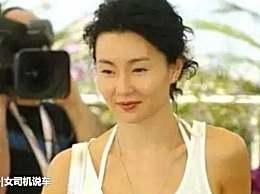 亚洲第一位戛纳影后,红毯秀上穿这样的服装入场,潇洒随性却有范