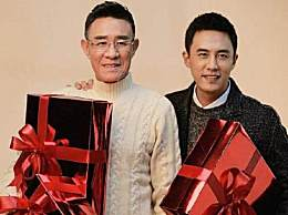 杜淳和爸爸,张若昀和爸爸,杨�W和爸爸,霍尊和爸爸,哪一对最像