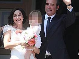 奥斯卡影帝让杜雅尔丹举办婚礼