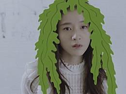 张雪迎版尹夏沫的海藻发型被玩坏,她可能是有一群假粉丝吧?