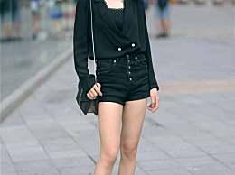 街拍: 论着装对于一个女生的重要性