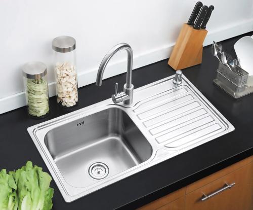 不锈钢水槽的分类如何选择不锈钢水槽