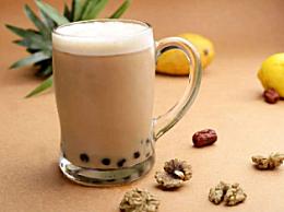 无糖奶茶热量高吗