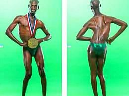"""地球上的4大""""励志肌肉"""",他们用健身改变了自己的命运!"""