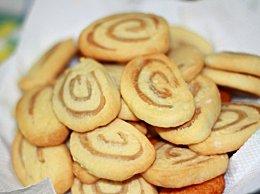 满口酥香的凤梨小饼干,大人孩子都喜爱的解馋小零食